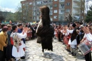 Easter in the village of Eleshnitsa