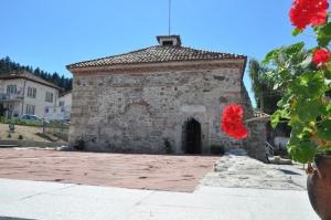 Стара българска (Римска) баня – село Баня