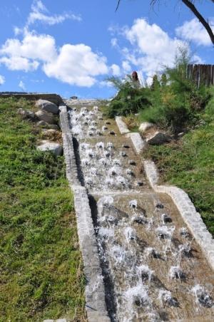 Воден атракцион - село Баня