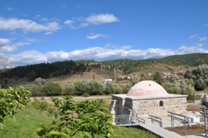Турска баня - село Баня
